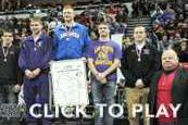 David Chadd wins second state title