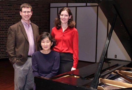 MAC piano ensemble