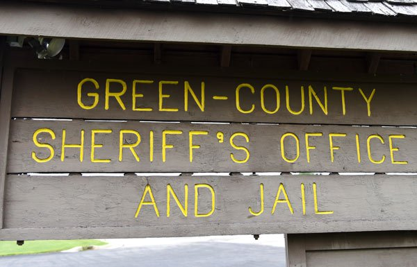 Breaking: Green County Jail inmate dies after suicide