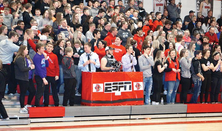 ESPN crowd