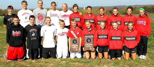 SWDarl XC sectional champs