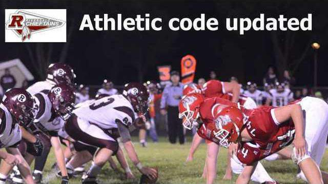 riverdale athletic code