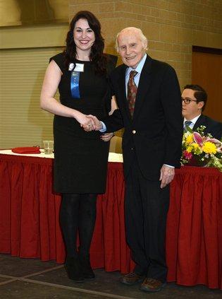 NG teacher herb kohl award