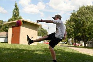 parks and rec kickball