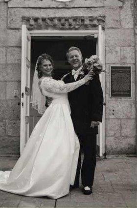 Melissa Loeffelholtz wedding web