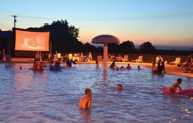poolside movie