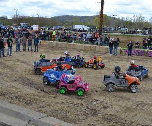 kiddie cars