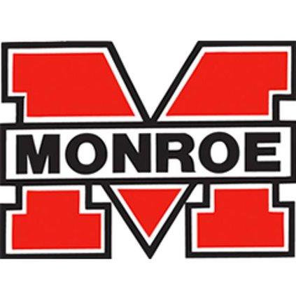 monroe cheesemakers stock logo