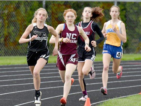 Helen runs