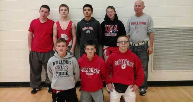 Bosco MS wrestling