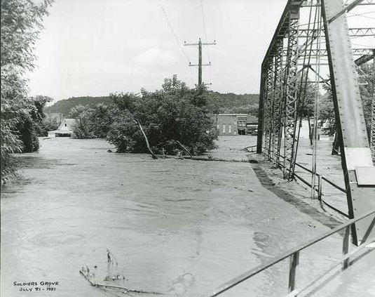 Grove Bridge 1951