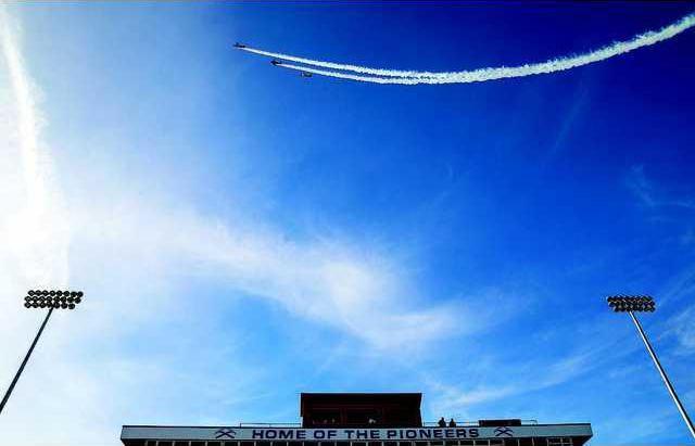 UWP flyover