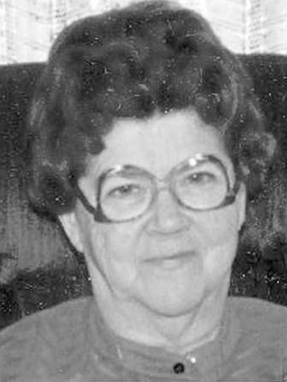 Obit - ruth strang for dial