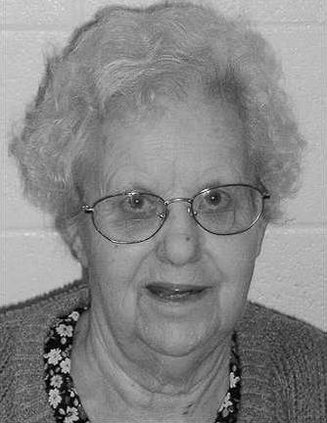 obit - Marguerite E. Luttig