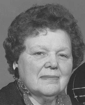 Obit - Ruth Wetter picture