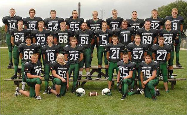 Cass FB team