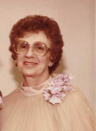 Obit Millie Olson