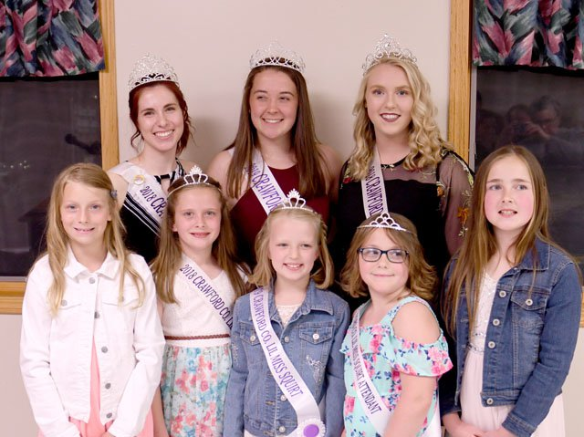 Crawford County Dairy Royalty