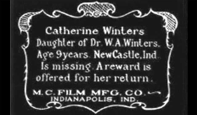 Catherine Winters film