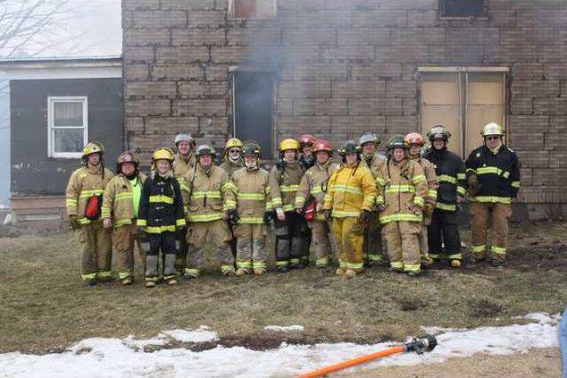 Blockhouse Road Live Fire Training 134