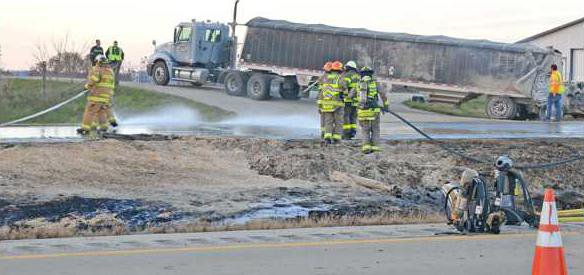 Multiple vehicle crash near Dickeyville - SWNews4U