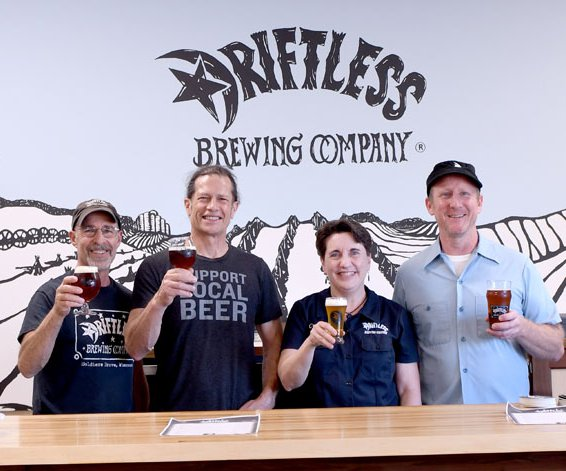 Driftless Brewery Staff