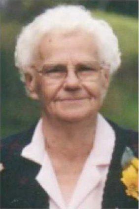 Hilda Lemke wed