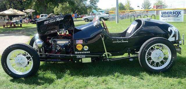 12B race car