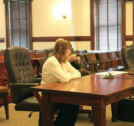 Mclain in court