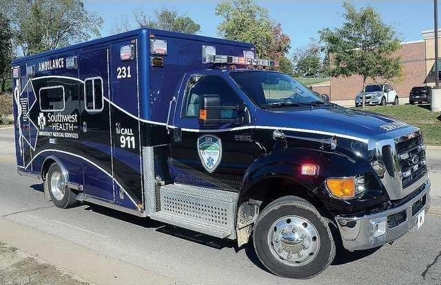 SHEMS ambulance