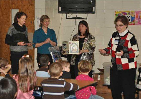 Bunn recognized as outstanding teacher - SWNews4U