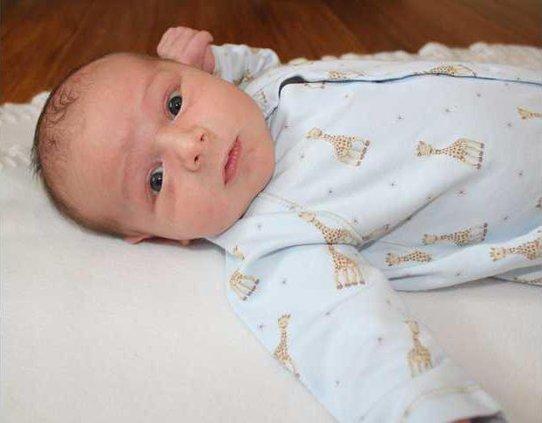 Birth Evan Morovits