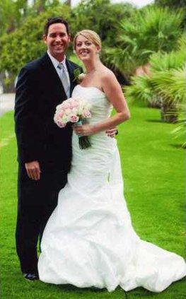 Wetter-Hiskey wedding