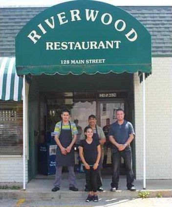 Riverwood front