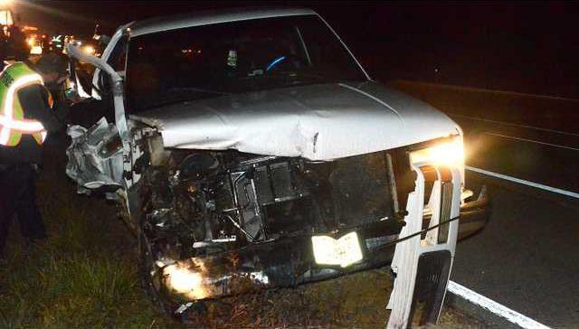 151-SW Road crash