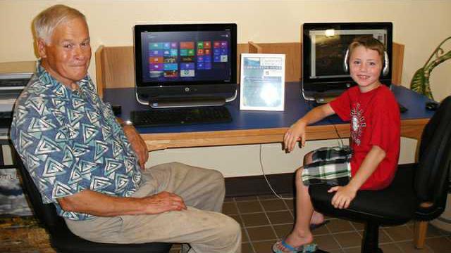 CF Grant computers