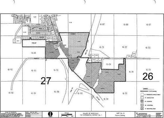 Dickeyville TID future zoning