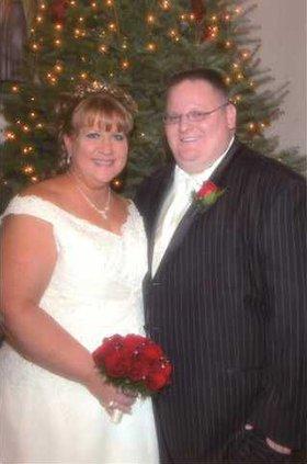Lisa Vosberg wedding web