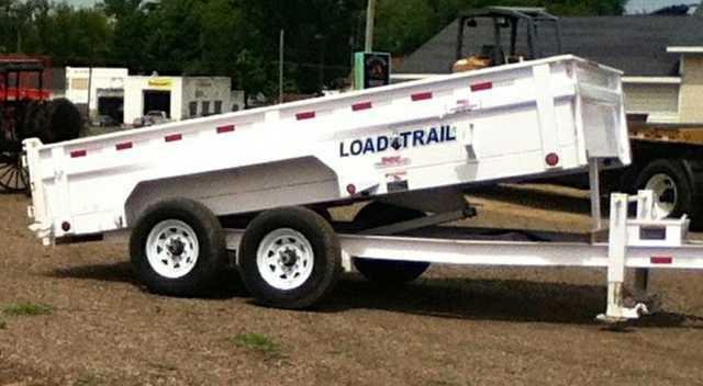 load trail trailer theft