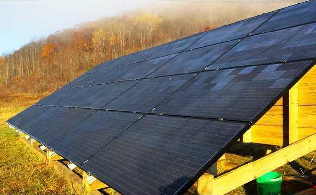 redfield solar project leg up