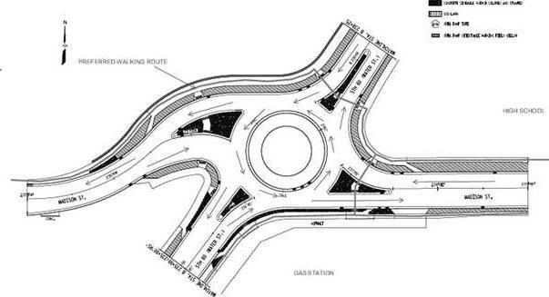 roundabout map
