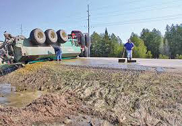 Manure Spill Situation