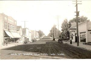 Old Fennimore Main Street