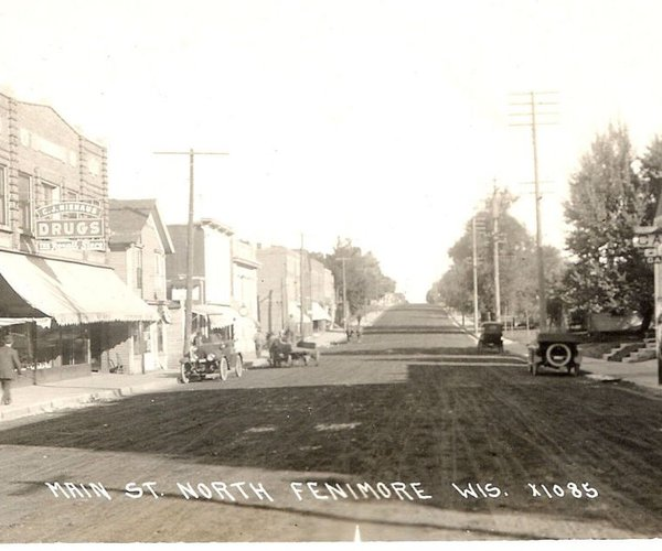 Old Fennimore Main Street