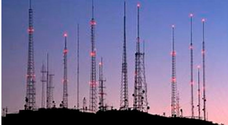 cell towers
