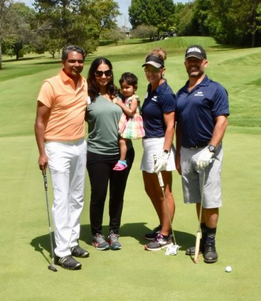 monroe clinic golf outing