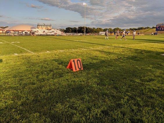 Football field stock 1