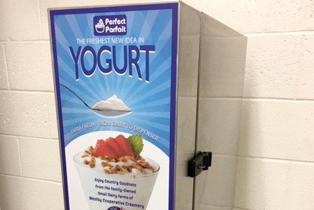 Perfect Yogurt Parfait