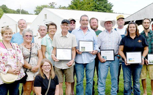Conservation Award Winners 2019