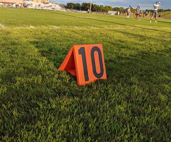 Football field stock 2